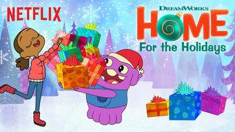 Se DreamWorks Home: For the Holidays på Netflix