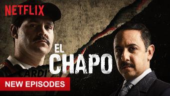 Se El Chapo på Netflix