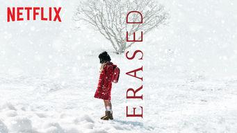 Se Erased på Netflix
