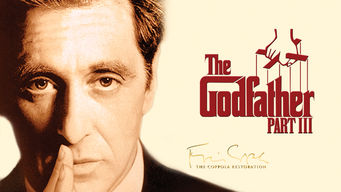 Se The Godfather: Part III på Netflix