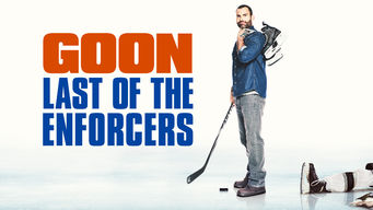 Se Goon: Last of the Enforcers på Netflix