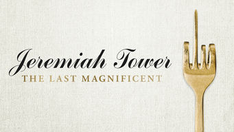 Se Jeremiah Tower: The Last Magnificent på Netflix