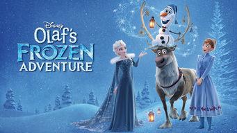 Se Olaf's Frozen Adventure på Netflix