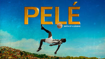 Se Pelé på Netflix