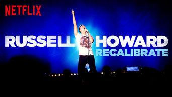 Se Russell Howard: Recalibrate på Netflix