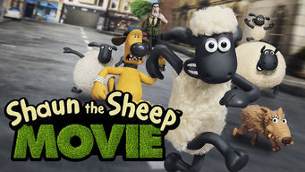 Se Shaun the Sheep Movie på Netflix