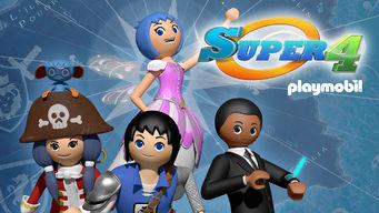 Se Super 4 på Netflix