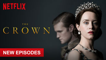 Se The Crown på Netflix