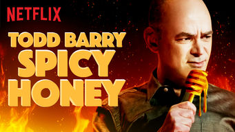 Se Todd Barry: Spicy Honey på Netflix