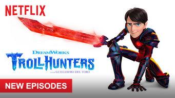 Se Trollhunters på Netflix