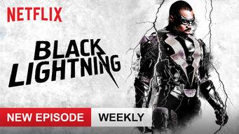 Se Black Lightning på Netflix