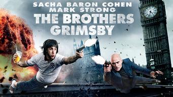 Se The Brothers Grimsby på Netflix