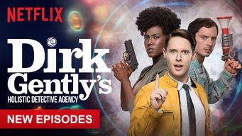 Se Dirk Gently's Holistic Detective Agency på Netflix