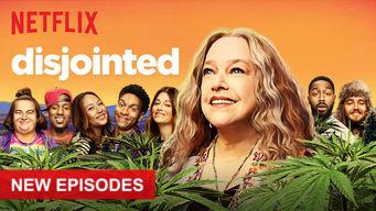Se Disjointed på Netflix