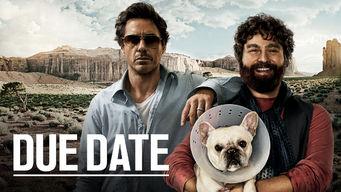 Se Due Date på Netflix