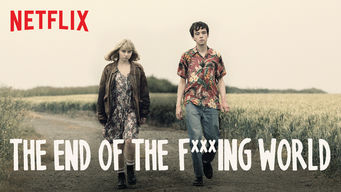 Se The End of the F***ing World på Netflix