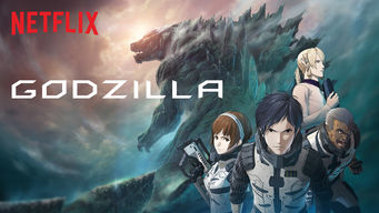 Se Godzilla på Netflix