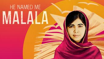 Se He Named Me Malala på Netflix