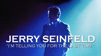 Se Jerry Seinfeld: I'm Telling You for the Last Time på Netflix