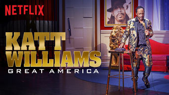 Se Katt Williams: Great America på Netflix