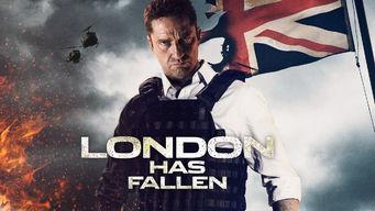 Se London Has Fallen på Netflix