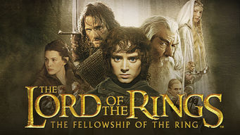 Se The Lord of the Rings: The Fellowship of the Ring på Netflix
