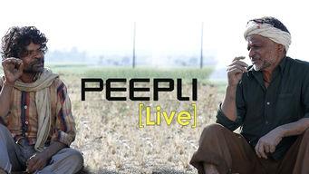 Se Peepli Live på Netflix