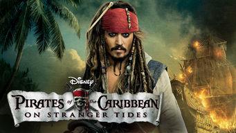 Se Pirates of the Caribbean: On Stranger Tides på Netflix