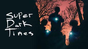 Se Super Dark Times på Netflix