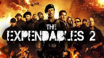 Se The Expendables 2 på Netflix