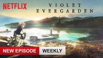 Se Violet Evergarden på Netflix