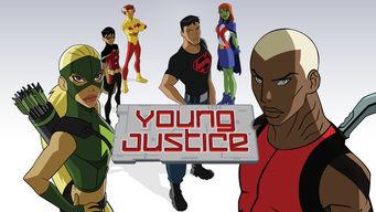 Se Young Justice på Netflix