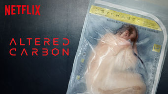 Se Altered Carbon på Netflix
