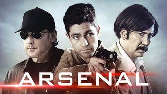 Se Arsenal på Netflix