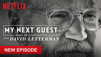 Se My Next Guest Needs No Introduction With David Letterman på Netflix