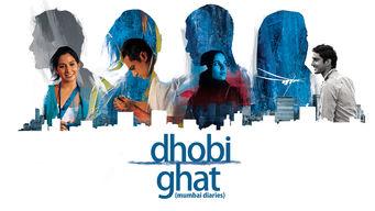 Se Dhobi Ghat (Mumbai Diaries) på Netflix
