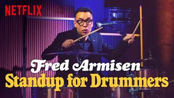 Se Fred Armisen: Standup For Drummers på Netflix