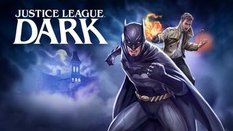 Se Justice League Dark på Netflix