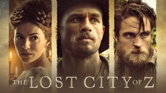 Se Lost City of Z på Netflix