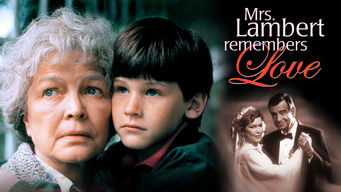 Se Mrs. Lambert Remembers Love på Netflix