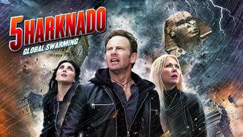 Se Sharknado 5 på Netflix