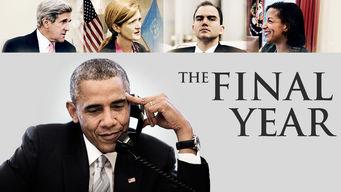 Se The Final Year på Netflix