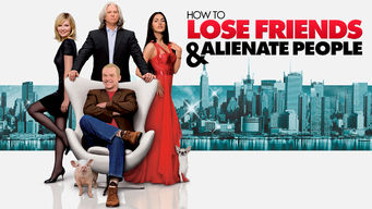 Se How to Lose Friends & Alienate People på Netflix