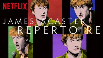 Se James Acaster: Repertoire på Netflix