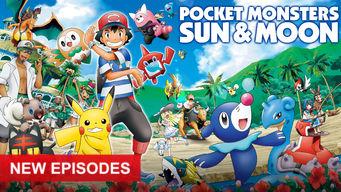 Se Pokémon The Series: Sun & Moon på Netflix