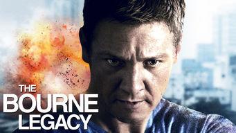 Se The Bourne Legacy på Netflix