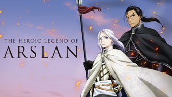 Se The Heroic Legend of Arslan på Netflix