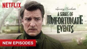 Se A Series of Unfortunate Events på Netflix
