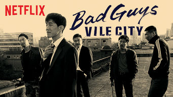 Se Bad Guys: Vile City på Netflix