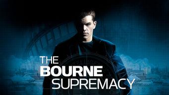 Se The Bourne Supremacy på Netflix